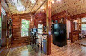 Jasper Cabin Rentals Cozy Cedar 1