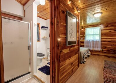 Jasper Cabin Rentals Cozy Cedar 11