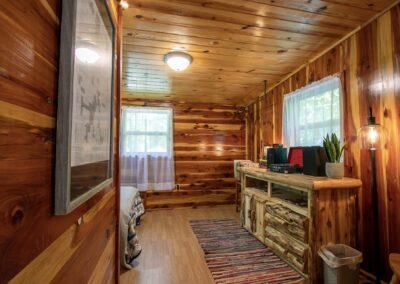 Jasper Cabin Rentals Cozy Cedar 14