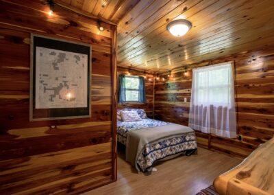 Jasper Cabin Rentals Cozy Cedar 15