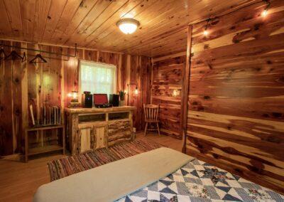 Jasper Cabin Rentals Cozy Cedar 17