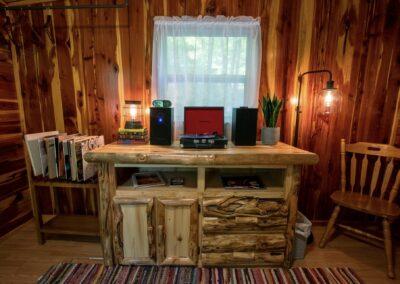 Jasper Cabin Rentals Cozy Cedar 18