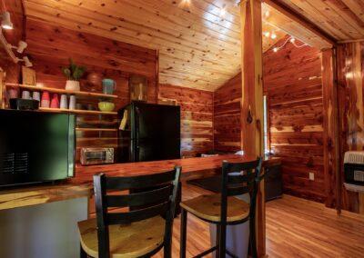 Jasper Cabin Rentals Cozy Cedar 3
