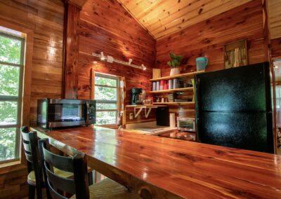 Jasper Cabin Rentals Cozy Cedar 4