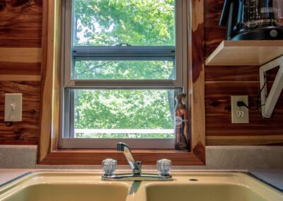 Jasper Cabin Rentals Cozy Cedar 7