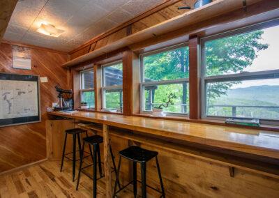 Jasper Cabin Rentals Inside Kellys 12