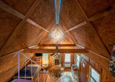 Jasper Cabin Rentals Inside Kellys 19