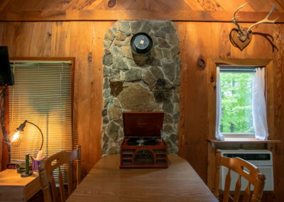 Jasper Cabin Rentals Inside Kellys 4